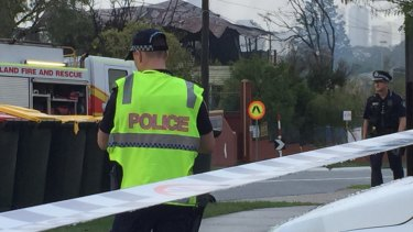 Fire gutted Brisbane's Morningside State School in Pashen Street early on Tuesday.