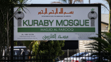 The Islamic Council of Queensland threatened to protest outside police headquarters if authorities didn't take action.