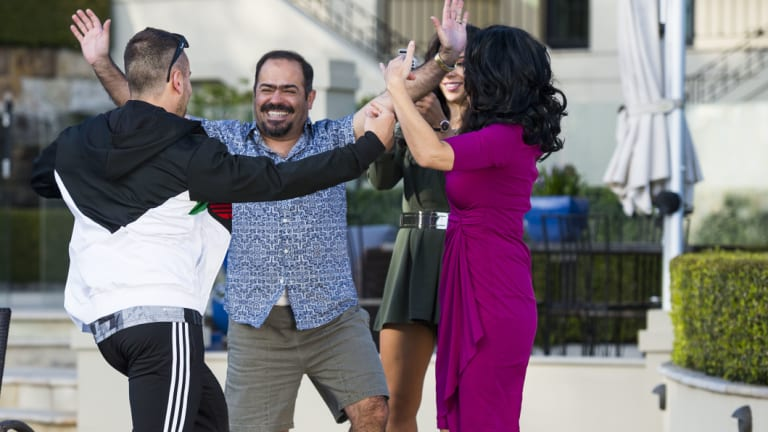 Despite pre-emptive social media outrage, Here Come the Habibs was a ratings success.