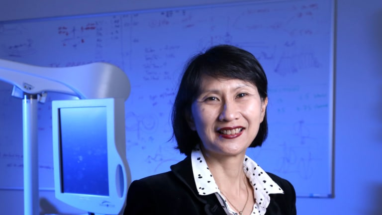 UNSW'sProfessor Colleen Looat Black Dog Institute, a world leading expert in TMS therapy.