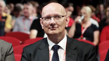 Blair Labor MP Shayne Neumann.