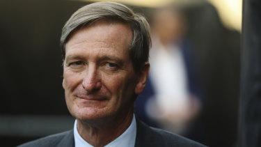 Hard questions about the government: Dominic Grieve.