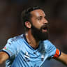 Evergreen Brosque sinks Mariners with hat-trick