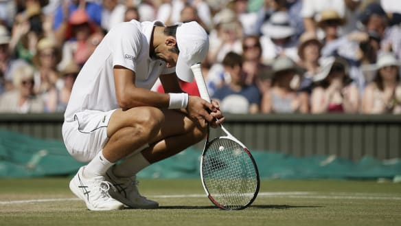 Djokovic beats Anderson in men's final