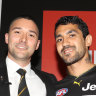'You're welcome, Tiger Army': Grigg exit gives gift of Pickett