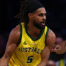 'Complete the vision': Goorjian excited by the Boomers' dozen chasing Olympic gold