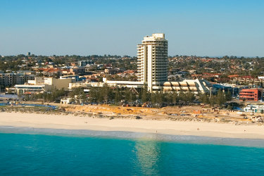 None Scarborough beach businesses are demanding compensation after the redevelopment.
