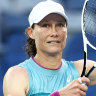 Readjusting to the grind: Stosur one of 12 Australians in the second round