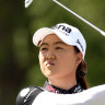 Lee in hunt, Kang takes early lead in Ohio as LPGA returns