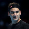 Federer felled, Djokovic beats Berrettini in ATP Finals openers