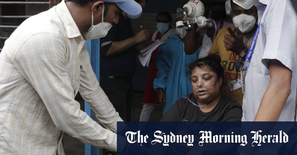 Hospital fire in India kills more than a dozen