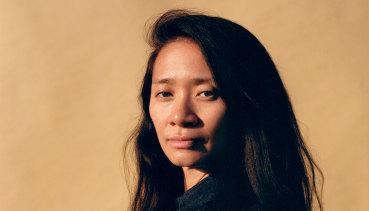 Nominated for four Oscars: Nomadland's Chloe Zhao.