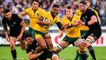 Confidence: Rugby Australia is confident the code's next broadcast deal will improve upon the current one.