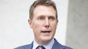 Attorney-General Christian Porter says the review is needed given Australians are spending more time online and more of their personal information is being collected, handled and stored.
