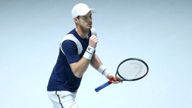 Andy Murray will play in the ATP Cup on the way to the Australian Open.