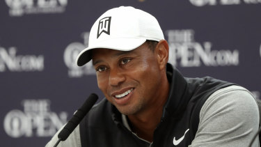 Tiger Woods received a wild welcome in Tokyo this weekend.