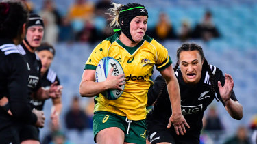 Onside: The ARF is helping fund the Wallaroos program in the lead-up to the 2021 Women's Rugby World Cup.