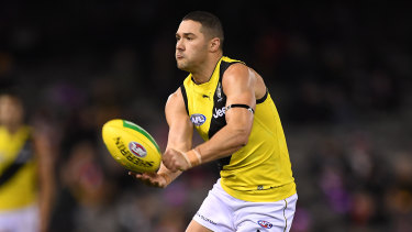 Shaun Grigg has ended his AFL career.