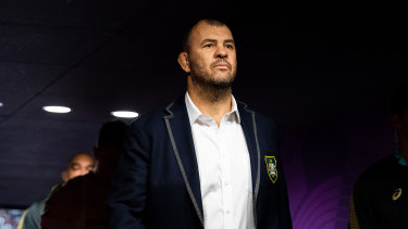Michael Cheika's final two years as Wallabies coach were disappointing.