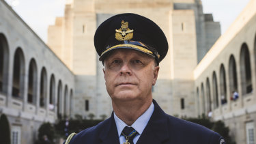 Air Chief Marshal Mark Binskin.