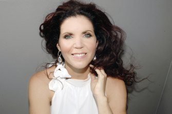 Sarah Macliver first sang with the UWA Choral Society in the early 1990s. .