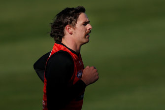 Joe Daniher: does he stay or does he go?