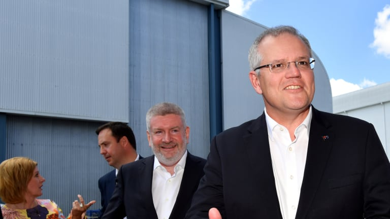 Prime Minister Scott Morrison says the government will move to legislate the tax changes in Parliament next week.