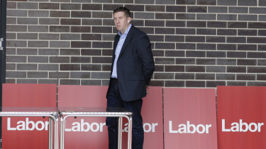 Labor's national secretary, Noah Carroll, is being blamed for the party's unsuccessful election campaign.