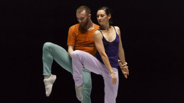 William Forsythe's <i>A Quiet Evening of Dance<i>.
