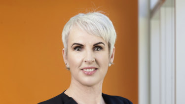 Diane Smith-Gander, non-executive director of Wesfarmers and AGL Energy.