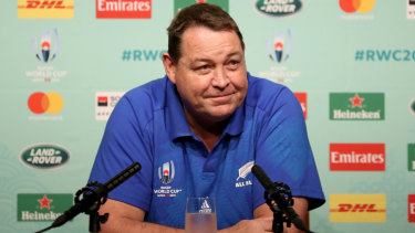 All Blacks coach Steve Hansen knows how big the clash with South Africa will be.