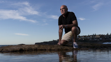 Tim Pearson said he owes his life to the lifeguards.