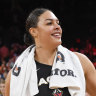 Liz Cambage set to miss 2020 WNBA season