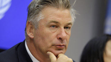 Alec Baldwin is also a producer of Rust.
