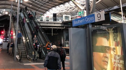 Police give all-clear after Southern Cross gun scare