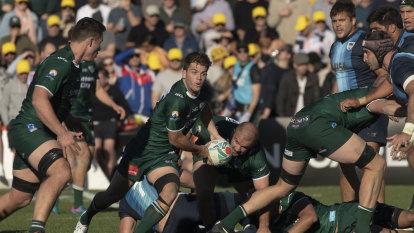 Pumas thump Randwick but match a brilliant showcase of club rugby