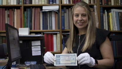 Rare £100 banknote expected to realise owner $350,000