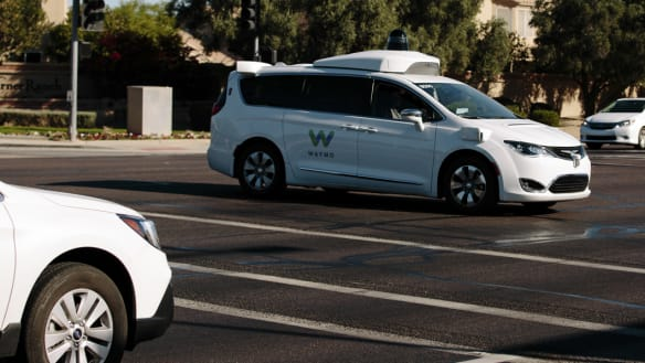 Wielding rocks and knives, Americans attack self-driving cars