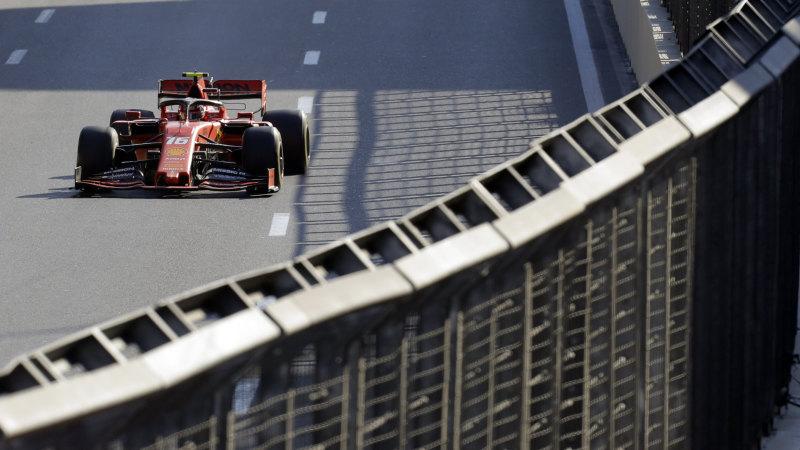 Azerbaijan Grand Prix set to be latest F1 postponement