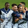 Melbourne Victory thrash Perth in boost for Brebner