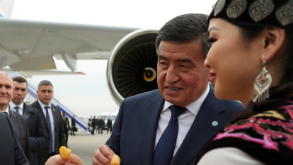 'Remarkable example': Kyrgyzstan first to eradicate 'legal ghosts'