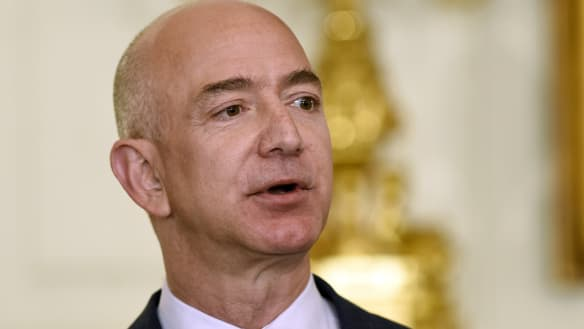 Amazon's Jeff Bezos commits $2.7 billion to help homeless, pre-schools