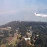 This is an omen, fire chief warns of Queensland's worst fire season start