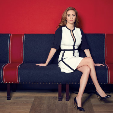 """Whitney Wolfe Herd: """"Female entrepreneurs typically build things to solve problems."""""""