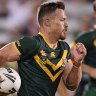Cook turns it on in hometown Test as Roos punish Kiwis for poor kicks