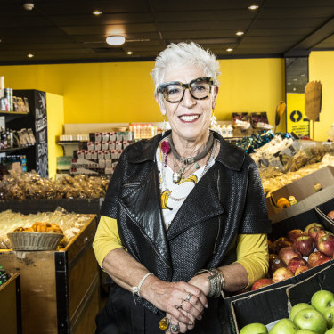 OzHarvest chief executive Ronni Kahn.
