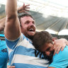 'We've been through hell': Argentina coach hails stunning boilover win against All Blacks