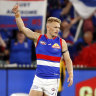 'Absolutely relieved': Treloar, Bulldogs ready to move on