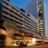 The Mercure Hotel in Perth.