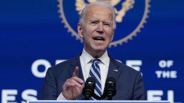 Joe Biden's life has been replete with regrets and loss.